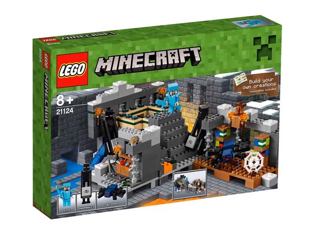 LEGO Minecraft 21124 - The End Portal
