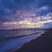 Sunset by Hernan Piñera