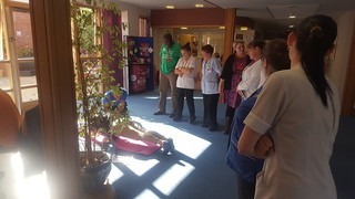 The Myton Hospices health and wellbeing week