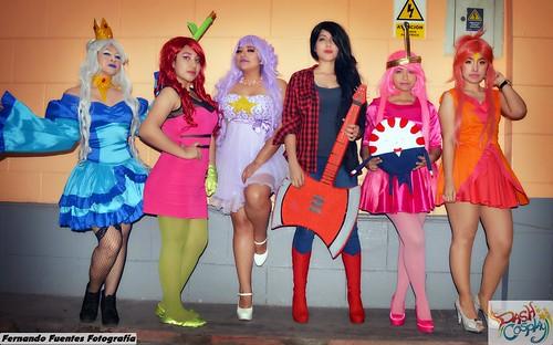 Cartoon Network Cosplay