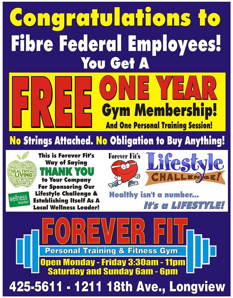 Fibre Federal Flyer 10-4-16