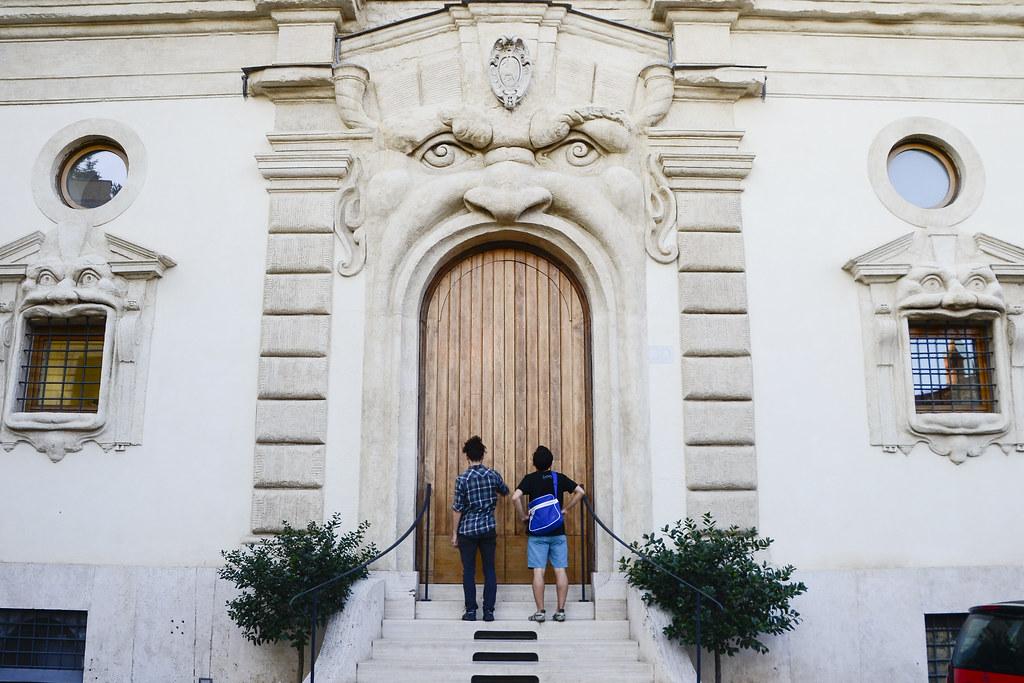 Palazzo Zuccari, 2016.