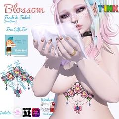 blossom ad