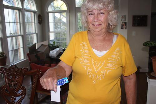 3D Printing - OCQ Keychain - Anne's New Keychain