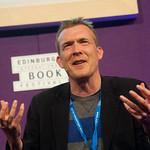 David Mitchell | David Mitchell talks about his latest book  The Bone Clocks at the Edinburgh International Book Festival © Alan McCredie