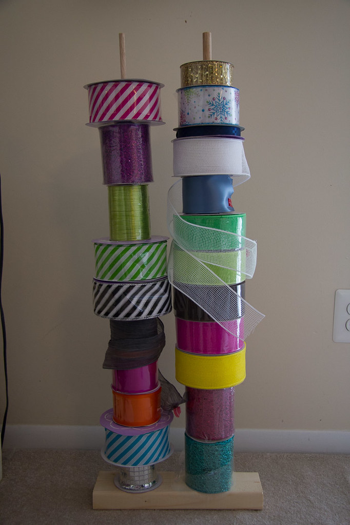 Ribbon storage project