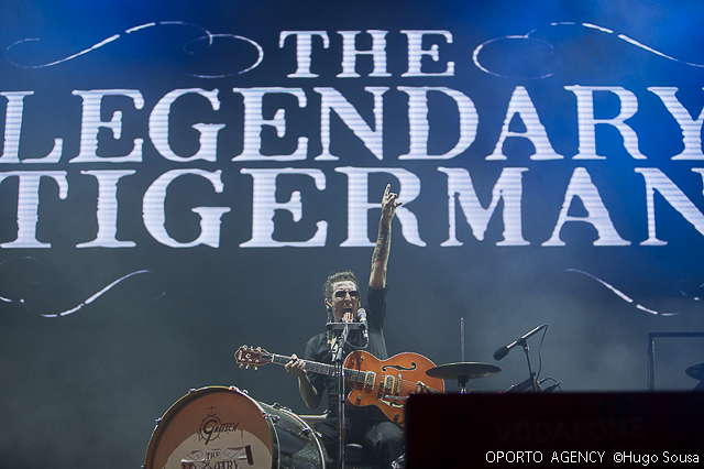 The Legendary Tigerman - Vodafone Paredes de Coura '15