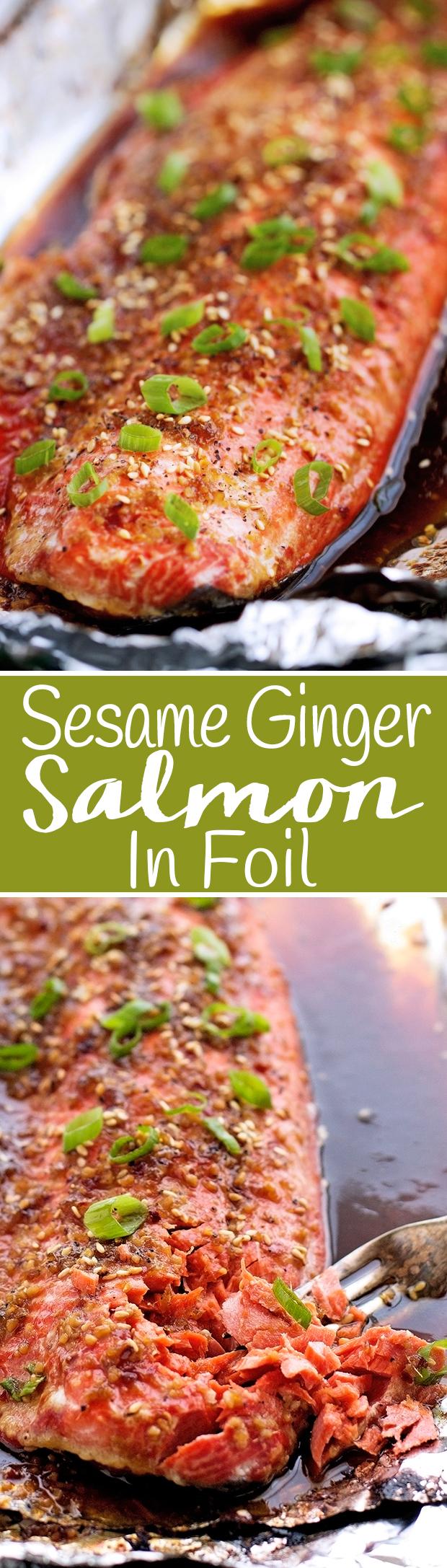 Honey Ginger-Glazed Salmon Honey Ginger-Glazed Salmon new images