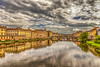 _MG_4517-Florence, Italy view from the Arno River by Bob Alldredge