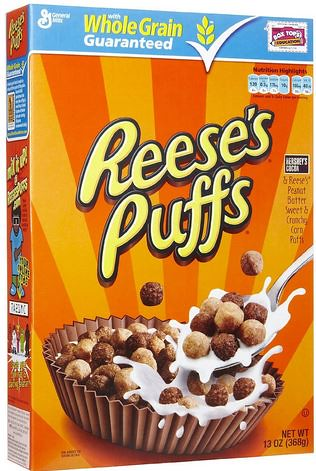 Reese's Puffs Cereal Coupon