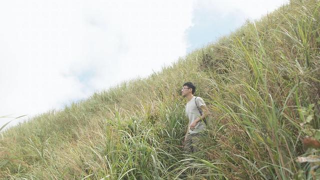 芒草小徑-燦光寮山