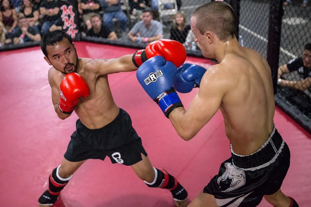 Amateur Kick Boxing 68