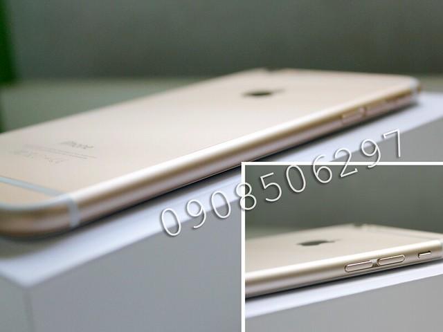IPHONE 6+ PLUS Quốc Tế 64gb GOLD (Hàng MỸ/LL/A) Like New FullBox - 1