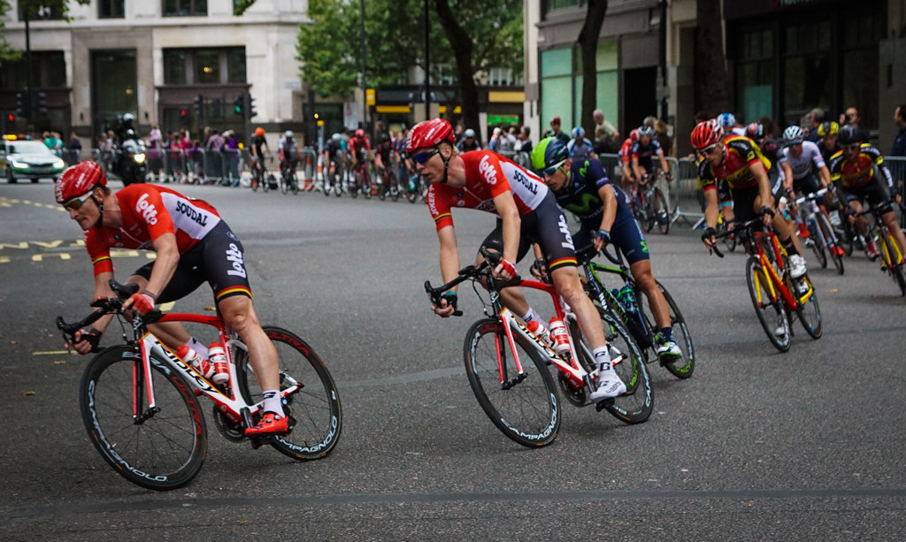 Tour of Britain 2015 - Stage 8-16
