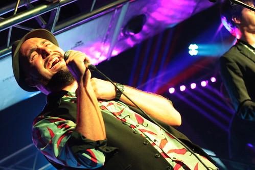 LCD Funk en concierto