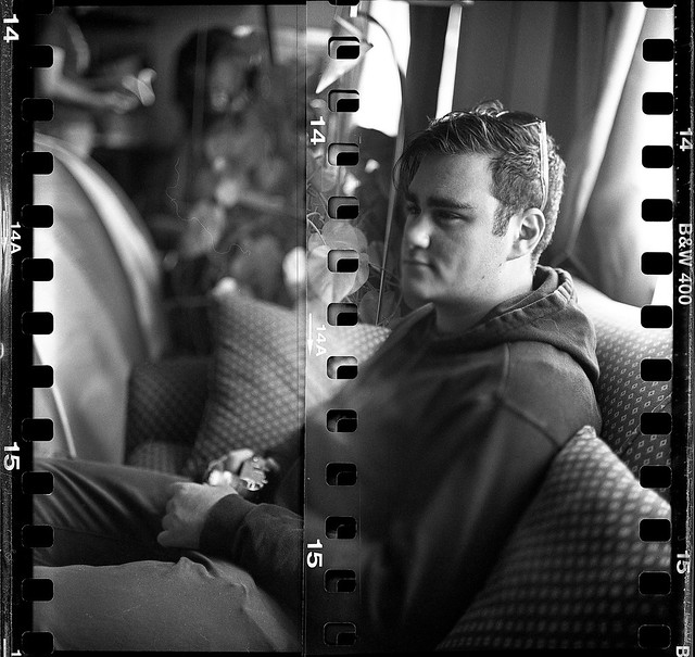 The 70mm Rollei - Mike