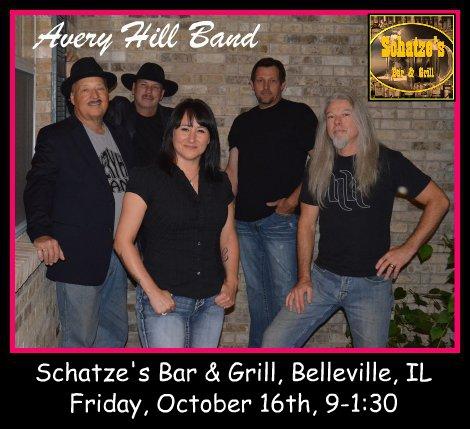 Avery Hill Band 10-16-15