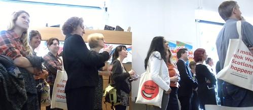 Book Week Scotland programme launch