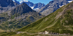 Col du Galibier, 2642 m - France