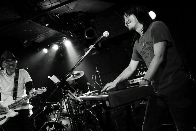 ファズの魔法使い live at Outbreak, Tokyo, 12 Nov 2015. 191