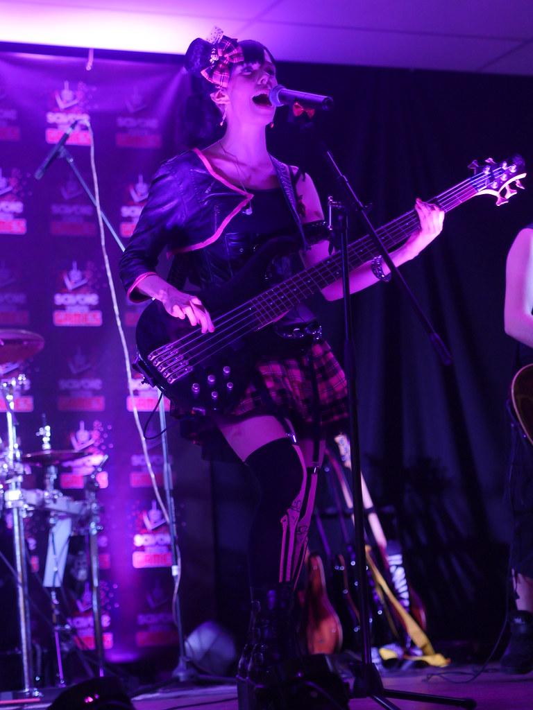 related image - Concert Lita Kira - Savoie Retro Games - Annecy - 2015-10-10- P1220849