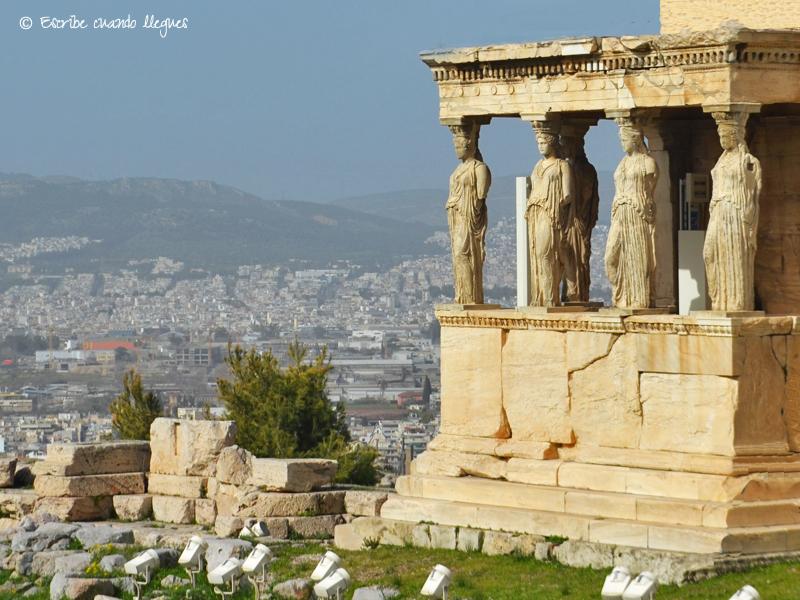 El Tcket Combinado permite la entrada a siete recintos arqueológicos: la Acrópolis de Atenas, el Ágora griega, el Ágora romana, la Biblioteca de Adriano, El Templo de Zeus Olímpico, Kerameikos y el Lykeion.