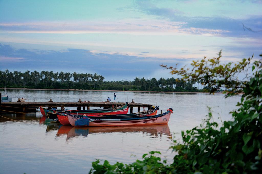Thalanghara Harbour