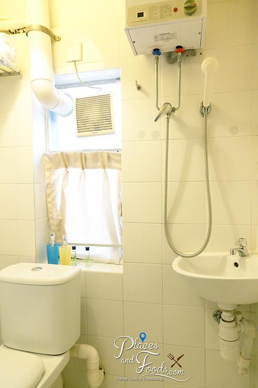 apple hotel hong kong causeway bay room bathroom