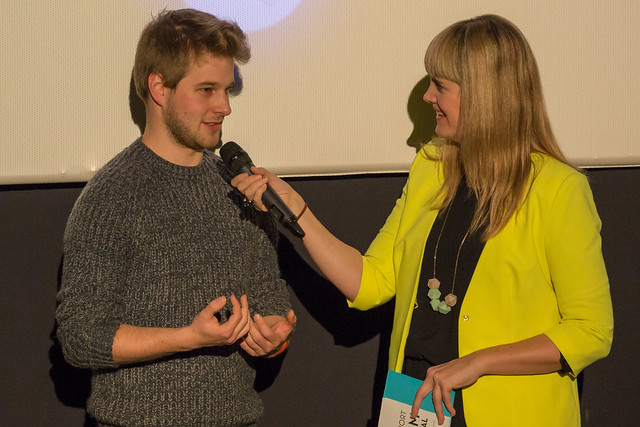 Openingsavond Kortfilmfestval 2015
