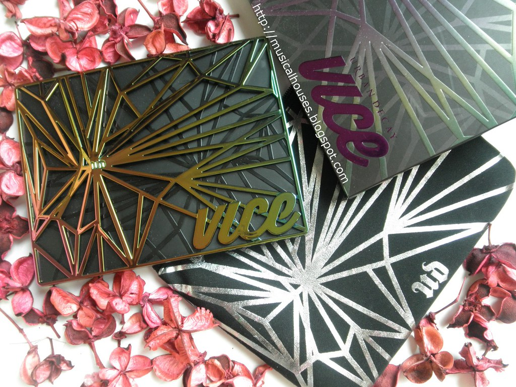 Urban Decay Vice 4 Palette Box