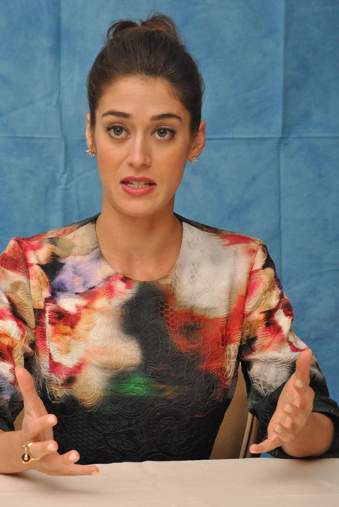 Лиззи Каплан — Пресс-конференция «Мастера секса» 2015 – 23