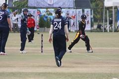 Papua New Guina v Scotland, Womens World Cup T20 Qualifiters