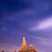 Magic Kingdom - Evening Thunder by Jeff Krause Photography