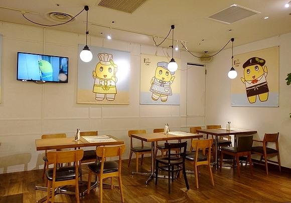 東京必吃船梨精主題咖啡店08