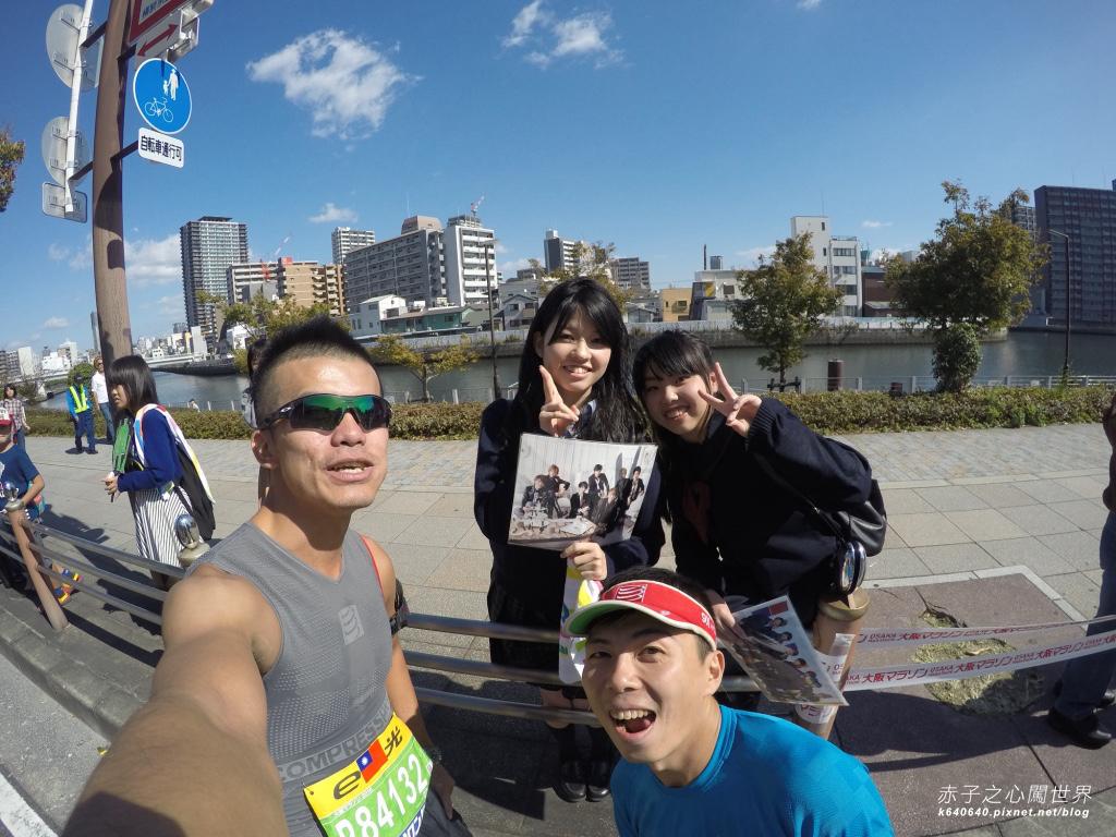 大阪馬拉松-跑步-80