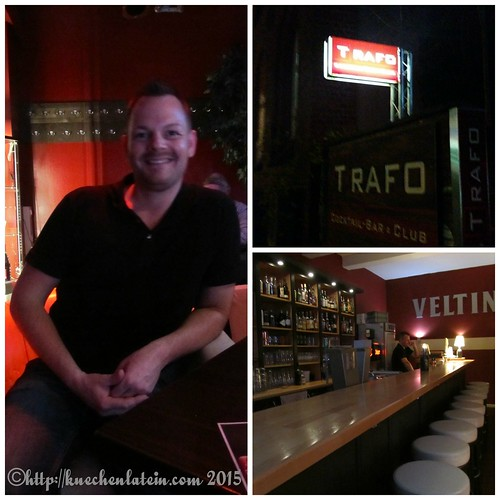 Trafo-Bar Collage