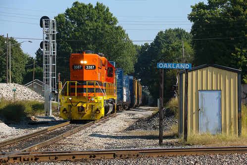 Indiana Southern, Oakland City,IN 9/24/2016
