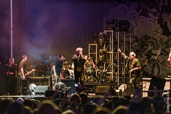 The Offspring en Rock Allegiance EEUU 2016
