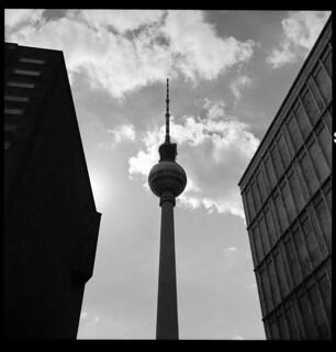 Berlin / Mamiya C2