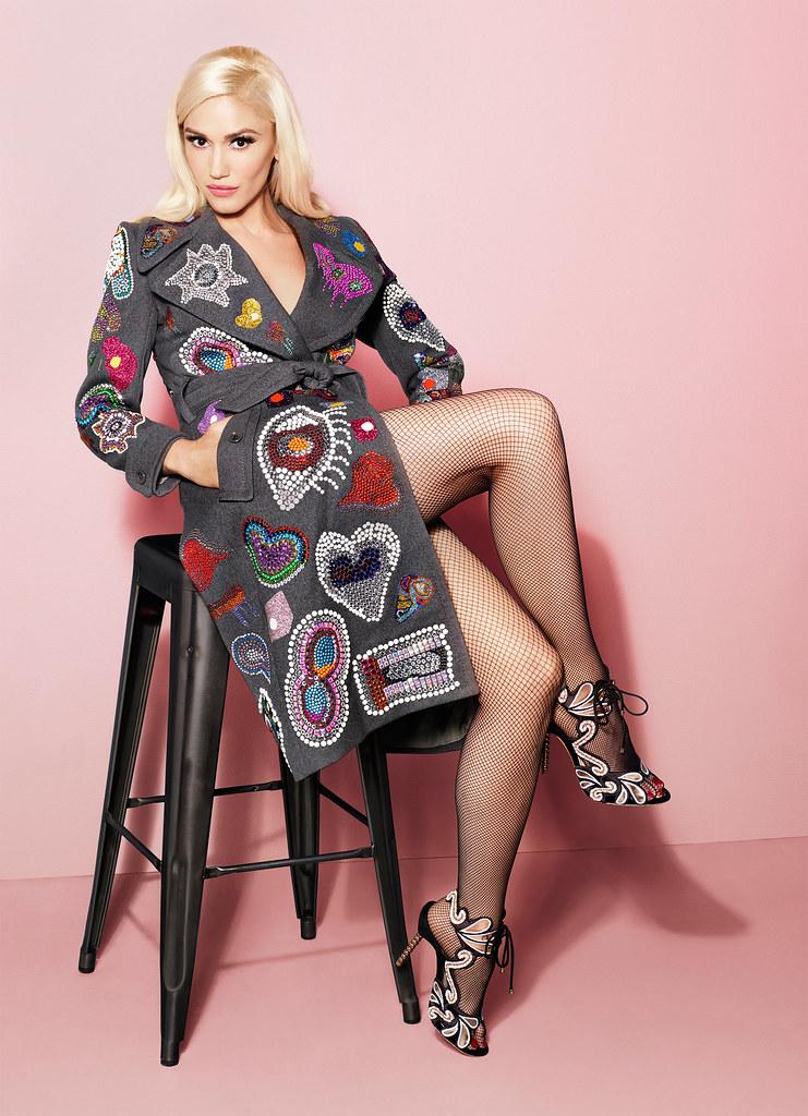 Гвен Стефани — Фотосессия для «Cosmopolitan» 2016 – 3
