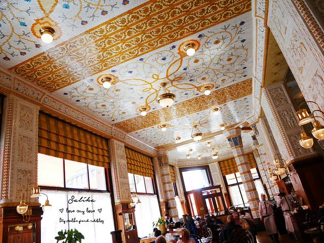 布拉格Cafe Imperial 帝國咖啡館 世界最美十大咖啡館 (37)