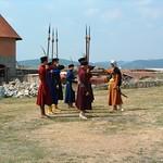 Eger, Őrségváltás a várban