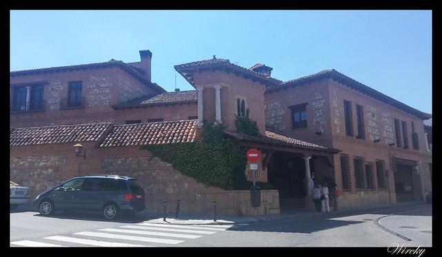 Qué ver en San Agustín de Guadalix - Caserón de Araceli