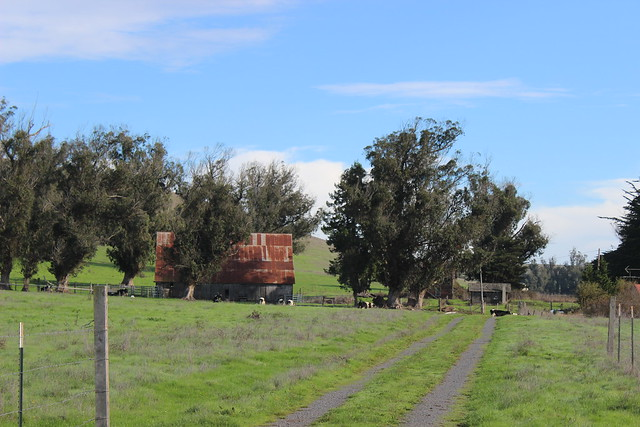 Farm, Valley Ford