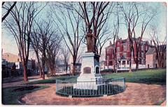 Haverhill, Mass. - Hannah Duston Monument