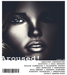 Aroused Cover November