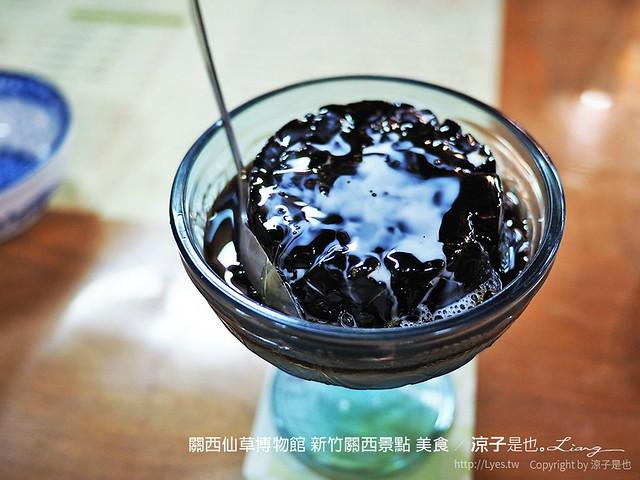 關西仙草博物館 新竹關西景點 美食 32