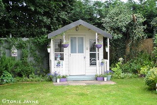 Summer House in my garden 1