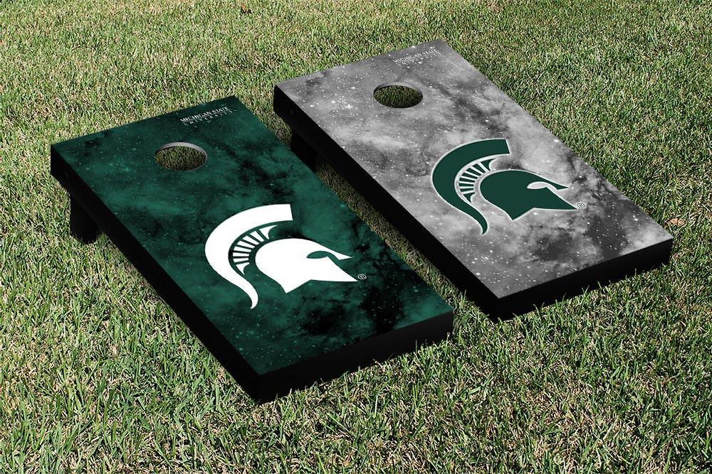 Michigan State Spartans Galaxy Board