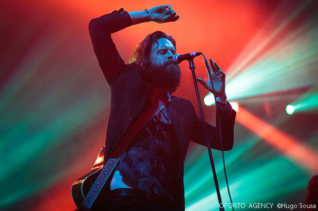 Father John Misty - Vodafone Paredes de Coura '15